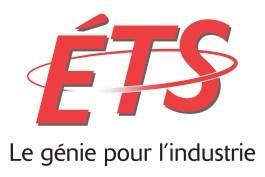 Logo : ÉTS (Groupe CNW/Vidéotron)