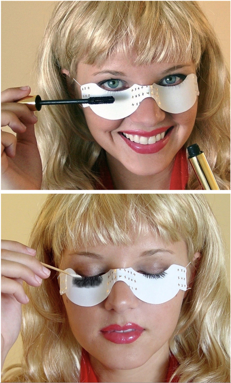 Original Butterfly Eyelash Guard® is a major problem-solver for women age 15 - 70 who apply/remove eye makeup routinely.