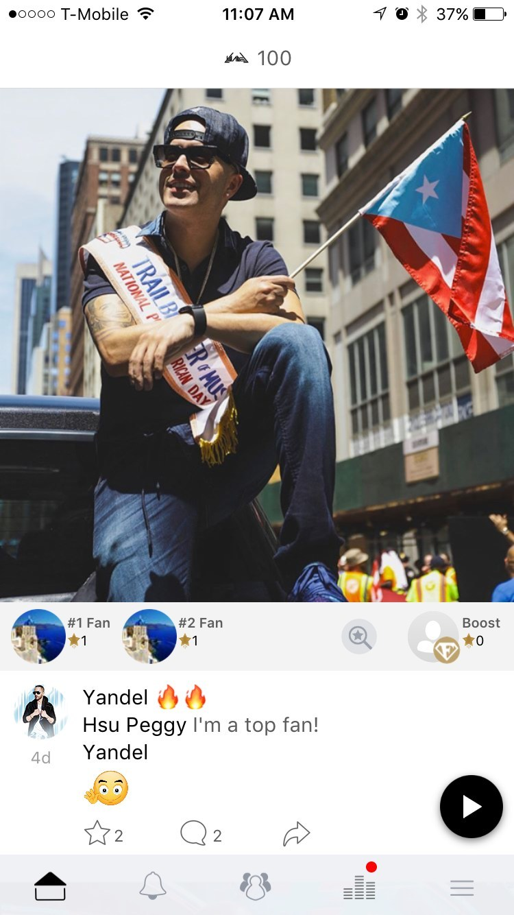 Urban Music Superstar Yandel Launches New App Powered By escapex