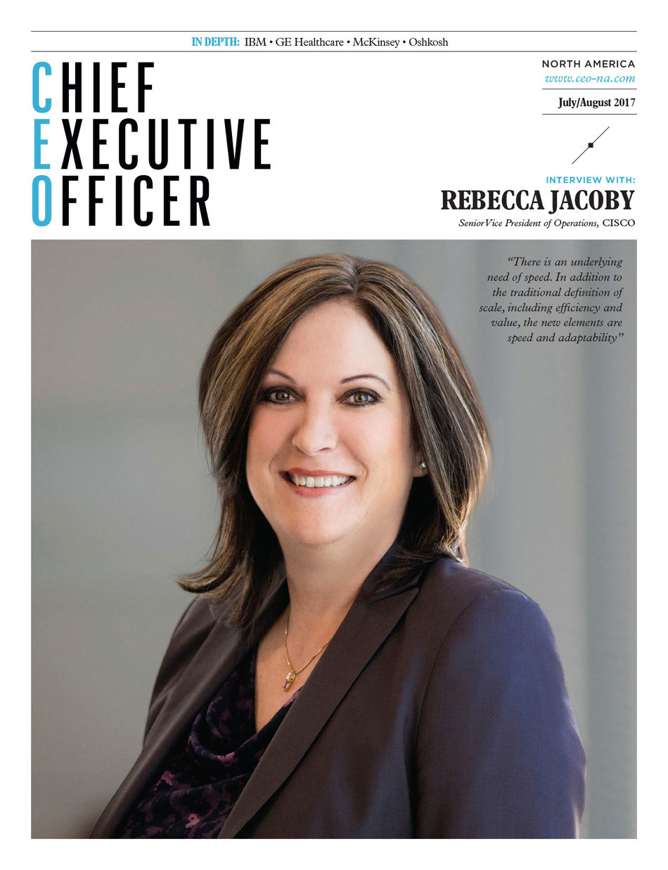 Chief Executive Officer North America - Cover (PRNewsfoto/Chief Executive Officer North A)