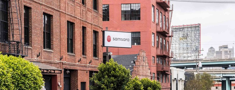 Samsara Headquarters, San Francisco