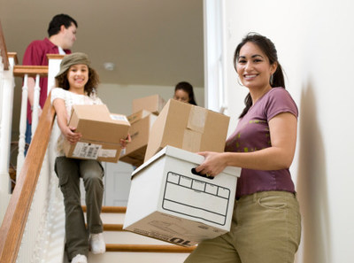 Movers. City Moving Company Offers Professional Packing Services