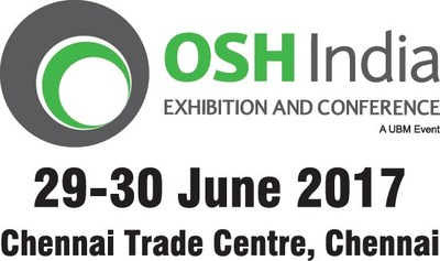 UBM India's OSH Returns to Chennai With its 4th Edition
