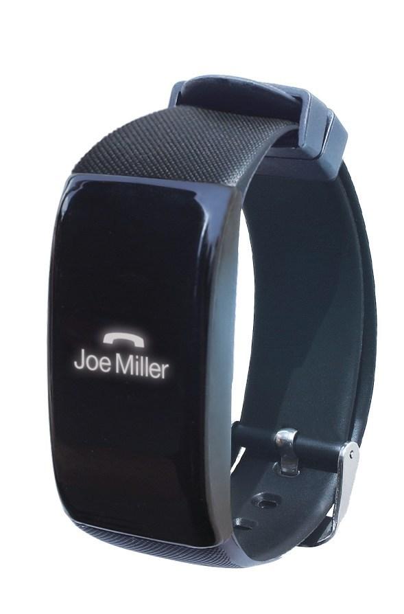 Serene Innovations iL-100 InstaLink Wearable Smartphone Alert wristwatch