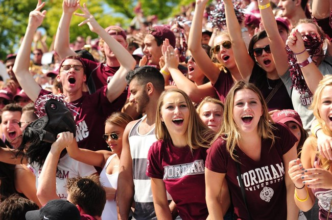 Upon launching qLOYALTY, Fordham's fan database quadrupled, they saw a 98% retention rate and only a 2% opt out.