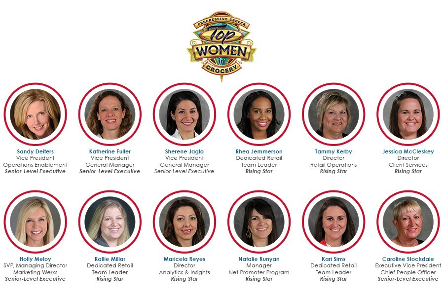 CROSSMARK 2017 Top Women in Grocery