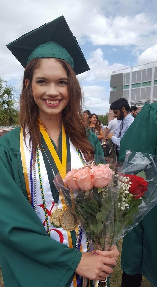 Paige DePagter, winner of RiseSmart's Rising Grad contest