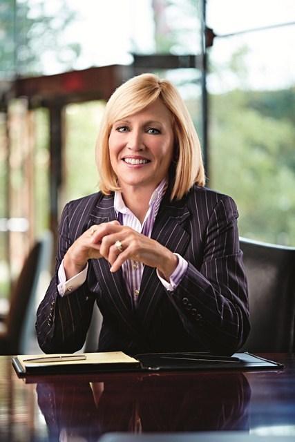 Enterprise Holdings CEO Pam Nicholson