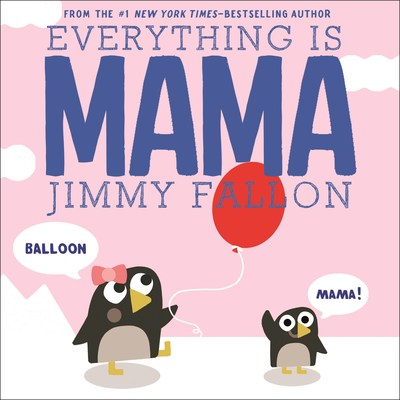 The Tonight Show Host and #1 New York Times Bestselling Author Jimmy Fallon Announces New Picture Book