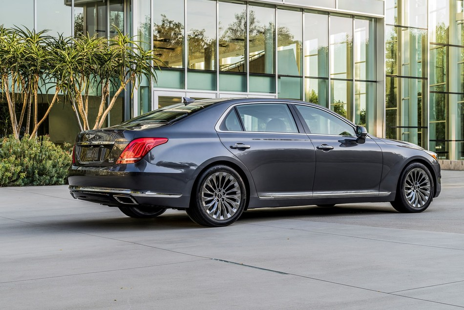 FOUNTAIN VALLEY, Calif., June 21, 2017 – Genesis ranked highest among premium automakers in the J.D. Power 2017 U.S. Initial Quality StudySM (IQS) study released today. This was the very first time the Genesis brand was included in the study. There were 13 brands in the premium segment.