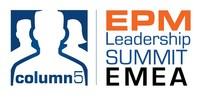 Column5 brings its EPM Leadership Summit to EMEA (PRNewsfoto/Column5 Consulting)
