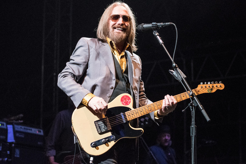 Tom Petty and the Heartbreakers performed at Mountain Jam 2017 as part of their 40th Anniversary Tour. Photo credit Patrick Tewey/Mountain Jam