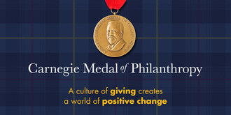Nine Philanthropists Named Recipients of the 2017 Carnegie Medal of Philanthropy