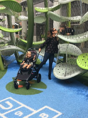 "Baby Jogger's ""Best Places to Stroll Guide"" features actress and TV personality Vanessa Lachey"