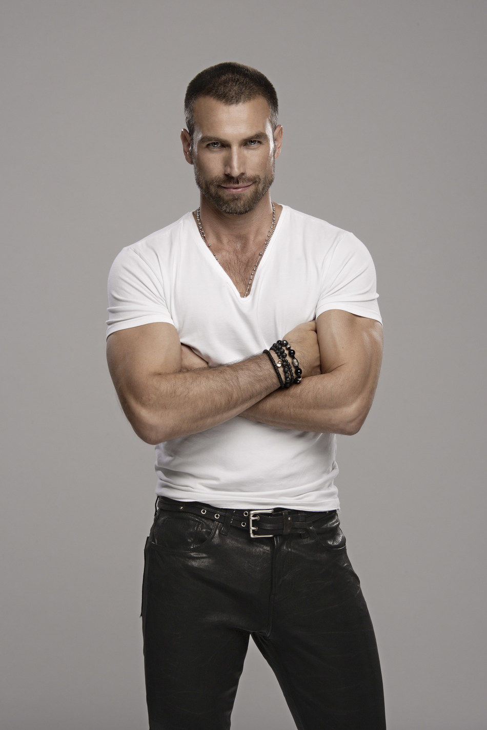 Rafael Amaya, Spanish-Language Leading Actor, To Be Honored During 15th Annual Hispanic Television Summit (PRNewsfoto/Broadcasting & Cable and Multic)