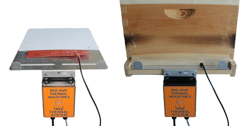 Organically saving honey bees with this break thru Thermal System device