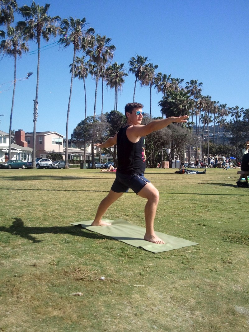 Recently, a yoga event was hosted in memory of Marine Corps veteran Brian Brannigan. Funds raised by the event were donated to Wounded Warrior Project.