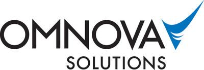 OMNOVA Solutions logo (PRNewsfoto/OMNOVA Solutions)