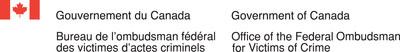 Logo : Bureau de l'Ombudsman fédérale des victimes d'actes criminels (Groupe CNW/Office of the Federal Ombudsman for Victims of Crime)