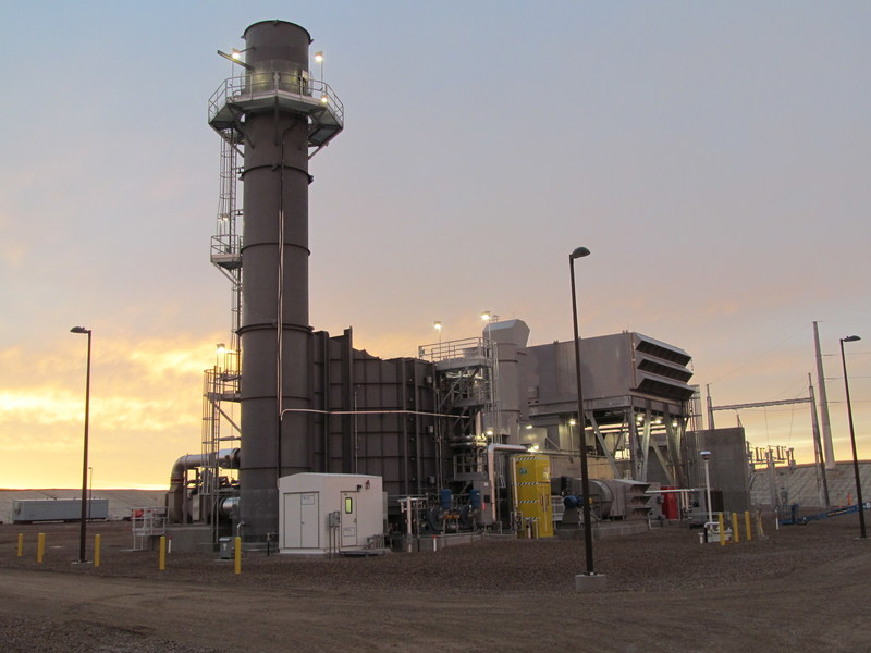INNOVA Global supplied an SCR catalyst system for a power plant in the USA.  As the client expanded the site, INNOVA supplied an additional seven SCR catalyst systems for the project. (CNW Group/Innova Global)