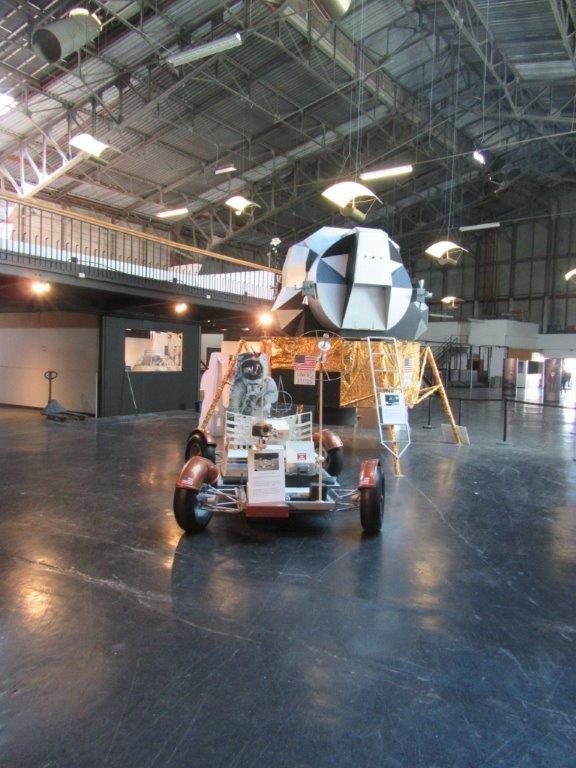 "Lunar Module ""Moon Buggy"""