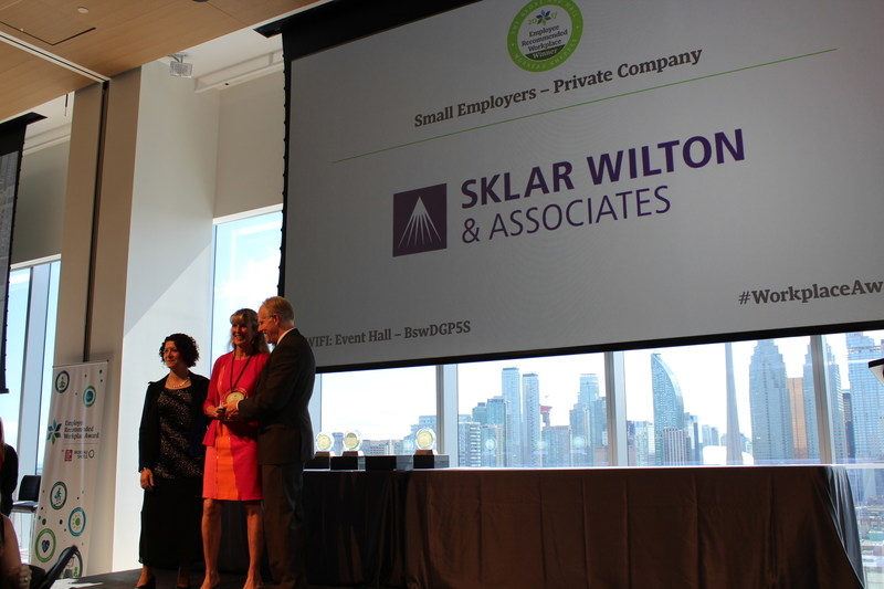 Sklar Wilton (CNW Group/Morneau Shepell - Corporate)