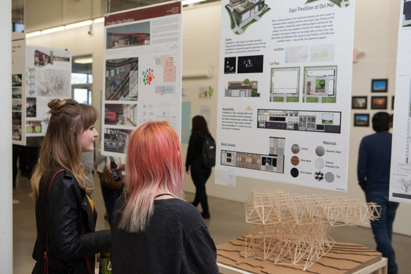 Newschool Of Architecture Design S Graduate Showcase Celebrates Human Centered Sustainable