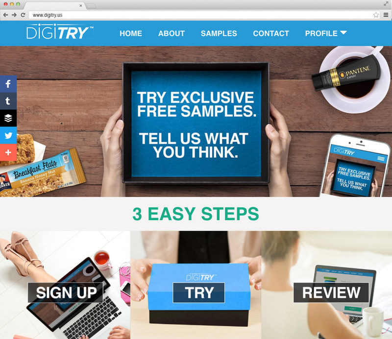 DIGITRY Home Page