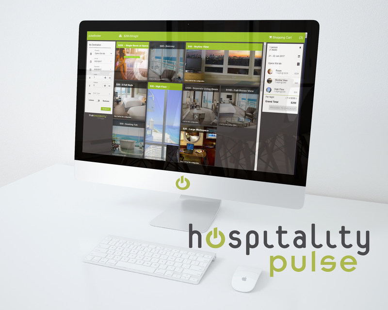 hospitalityPulse™, a leading provider of next-generation technology solutions for the hotel industry will be unveiling its Internet Booking Engine (IBE) which complements the use of its FIRE (Feature Inventory Response Engine) solution.