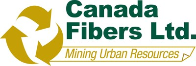 Canada Fibers Logo (CNW Group/Canada Fibers Ltd.)