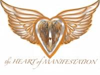 The Heart of Manifestation Logo