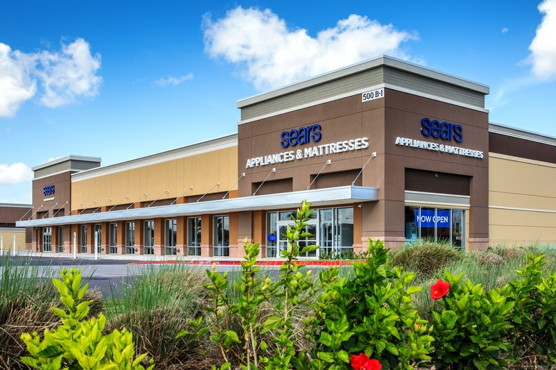 Sears opened its first freestanding store dedicated to two of its strongest categories – appliances and mattresses -- in Pharr, Texas on June 22, 2017. The 20,000 square-foot Sears Appliances and Mattresses store offers the power and capability of Sears' leading integrated retail services, and features interactive displays that allow shoppers to view home appliances in kitchen vignettes and experience top mattress brands.