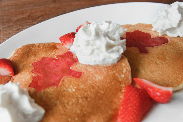 Ricky's Group of Family-Style Restaurants Set to Serve Up $1.50 Pancakes in Honour of Canada's 150 (CNW Group/Ricky's All Day Grill Restaurants)