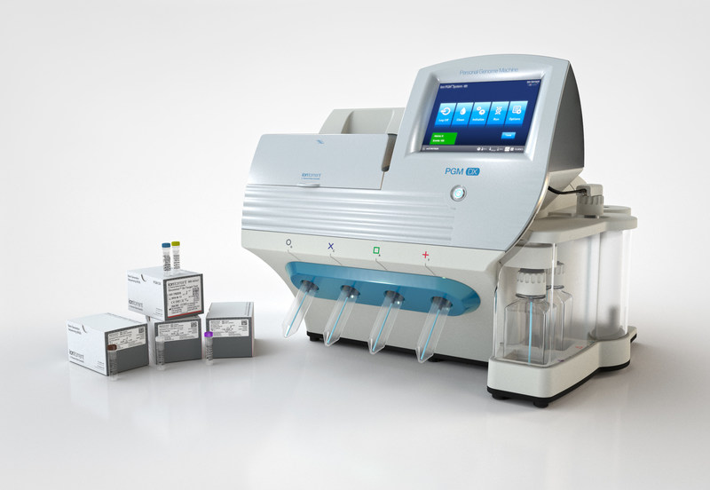 FDA approves the Oncomine Dx Target Test, the first companion diagnostic of its kind that simultaneously screens tumor samples for biomarkers associated with three approved targeted therapies. The test is designed to help oncologists expedite selection of a treatment plan for their patients in days instead of weeks.