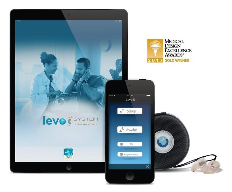 The award-winning Levo System tinnitus therapy