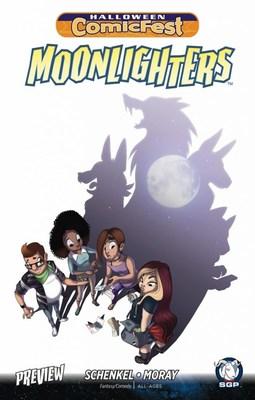 Space Goat's Queer-Led Moonlighters Joins Halloween Comicfest