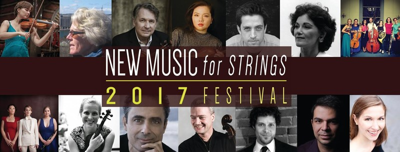 The vision behind New Music for Strings is to create an interdisciplinary space between the fields of string instrument performance and composition in the context of Scandinavian and American traditions, through masterclasses as well as concerts. For the 2017 NYC festival, New Music for Strings alumni and faculty are joined by ensembles-in-residence, the Parhelion Trio and 3VCP.