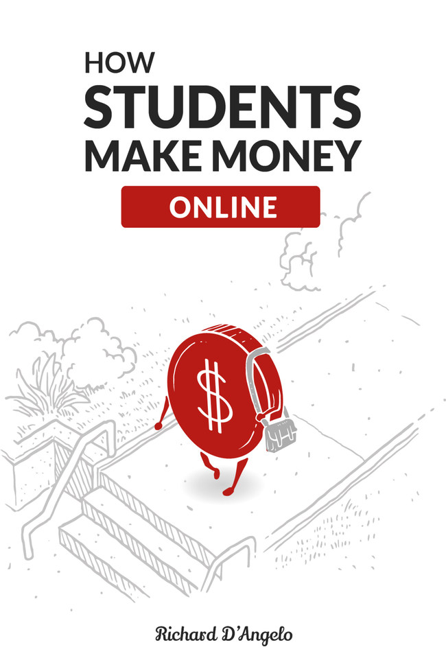 Life as a student can be tough financially, but this newly launched book aims to help students become financially free.