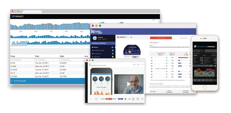 Infragistics Ultimate 17.1 is a complete UI/UX toolkit for designing and building fast, beautiful, apps for modern web, native mobile, and desktop apps.