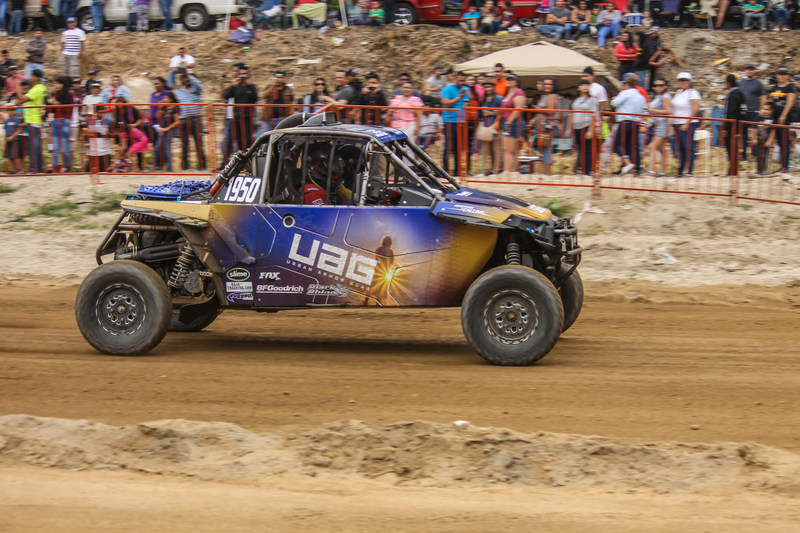 UAG SPONSORS JT HOLMES' TRIUMPHANT VICTORY IN BAJA 500