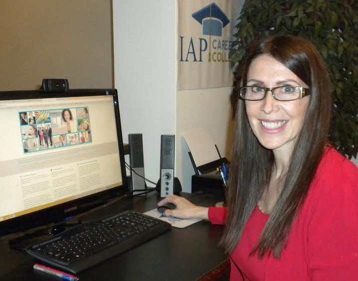Therese Goulet, Director, IAP Career College, https://iapcollege.com