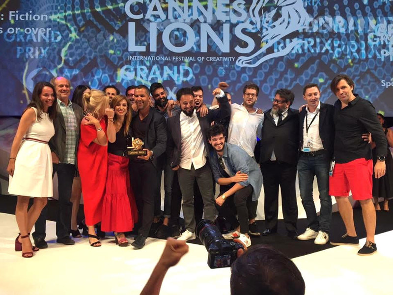 MRM//McCann Wins its First-Ever Grand Prix at Cannes Lions Festival