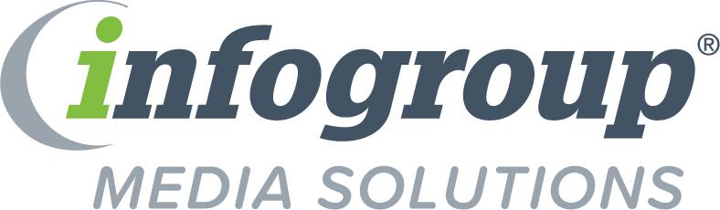 Infogroup Data Solutions Logo (PRNewsfoto/Infogroup Data Solutions)