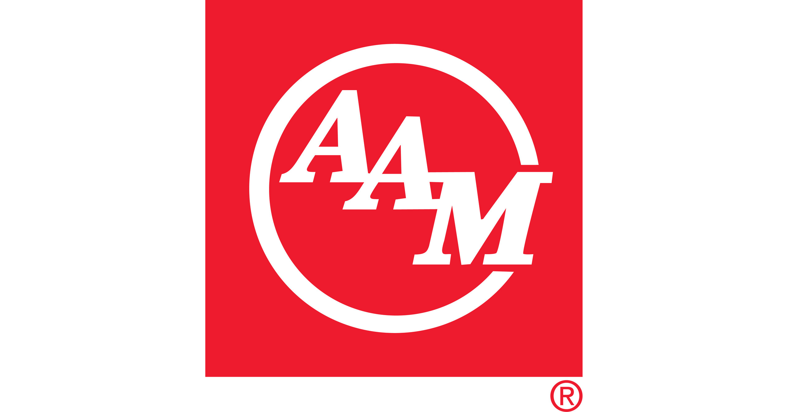 Public Auto Sales >> AAM Recognizes Key Suppliers with Excellence Awards