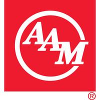AAM logo (PRNewsfoto/American Axle & Manufacturing)