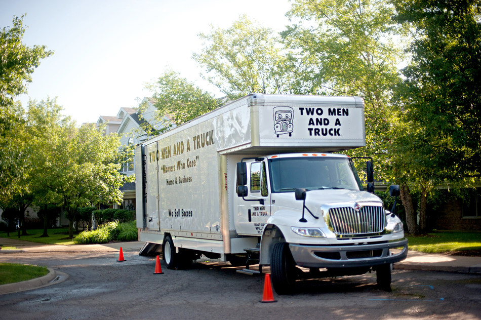 The largest franchised moving company in the United States estimates that it will be moving 33,000,000 pounds over the course of June 23-25 alone.