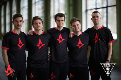 Global esports powerhouse Astralis - one of the most prolific Counter-Strike: Global Offensive teams in the world - partners with Turtle Beach and will start using the Elite Pro - PC Edition gaming headset as their official gaming audio gear.