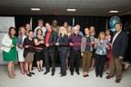 Inauguration des nouveaux locaux du CRC Saint-Donat - Crédit photo : Mélanie Dusseault (Groupe CNW/Ville de Montréal - Arrondissement Mercier - Hochelaga-Maisonneuve)