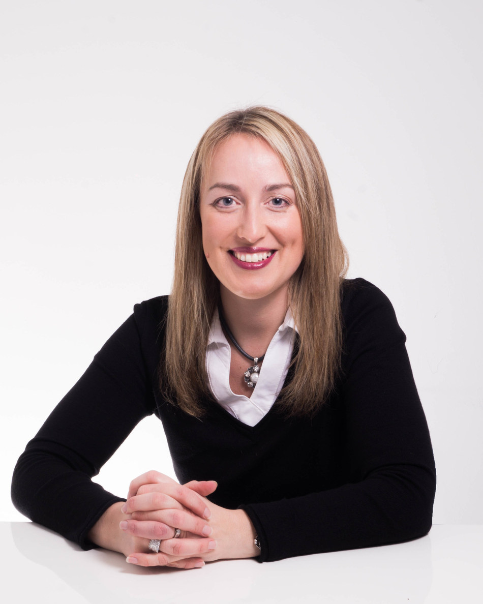Olivia Bushe, Chief Marketing Officer, FlowForma (PRNewsfoto/FlowForma)