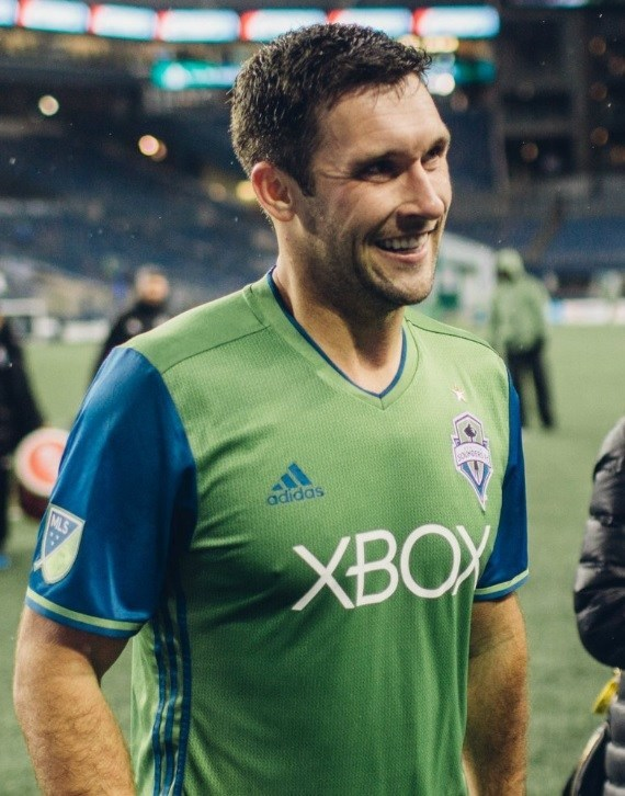 Recently, Will Bruin of the Seattle Sounders Football Club used his platform as a professional athlete to raise awareness for Wounded Warrior Project and request support from his fans and followers during the Give Big Seattle charity event.